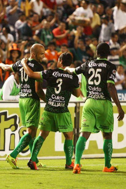 Jornada 5 - Clausura 2014.
