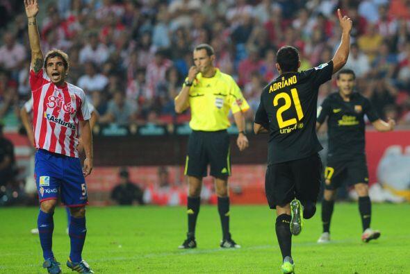 Fecha 7: Barcelona tenía la oportunidad de tomar el liderato por...
