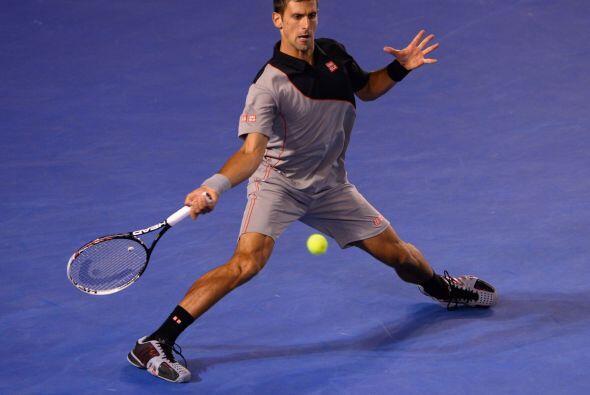 Nada más y nada menos que del serbio Novak Djokovic, quien gusta...