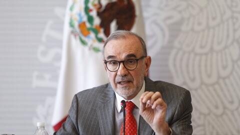 Gobierno de México se suma a la primera audiencia de la demanda contra l...