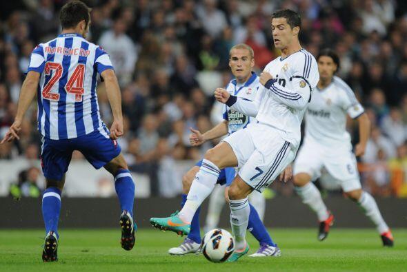 El Real Madrid encaró su partido de la sexta jornada de la Liga española...