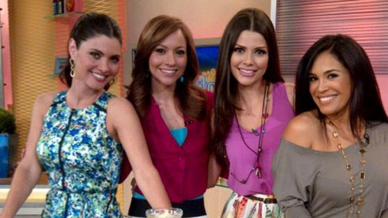 'Chiqui', Satcha, Ana y Karla