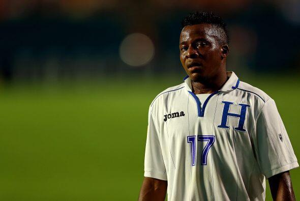 Tras ese cobro, cayó el gol de Honduras que significó el t...