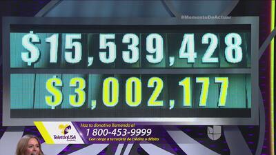 ¡Pasamos los 3 millones! Seguimos en camino a la meta