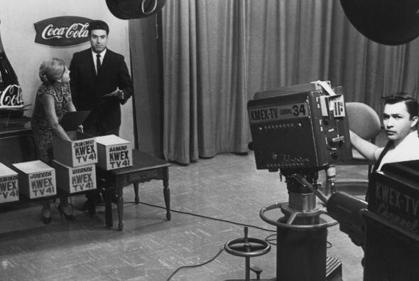 Ésta fue la primera estación de televisión comercial en español en los E...