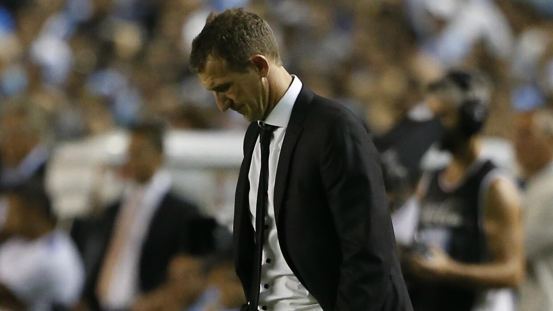 Boca Juniors rescindió el contrato del entrenador Rodolfo Arruabarrena