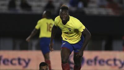 Felipe Caicedo pasa la revisión médica con el Lazio