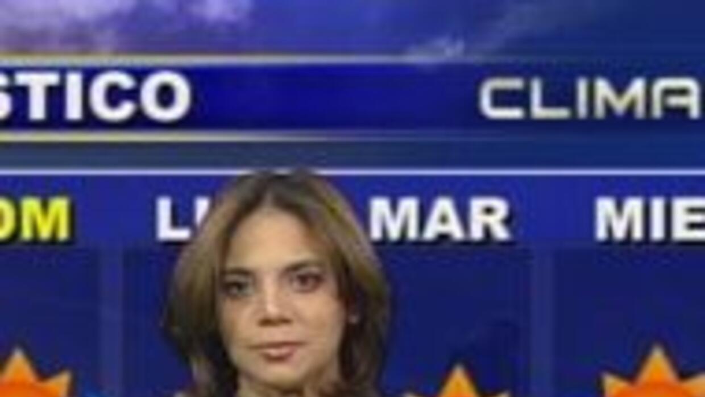 La boricua Nilda Rosario siempre celebra el Cinco de Mayo con la comida...