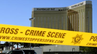 Hotel Mandalay Bay demanda a las víctimas del tiroteo masivo de Las Vegas