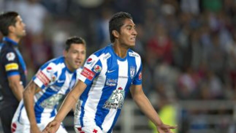 Rodríguez jugará el Apertura 2014 con Pachuca en condición de préstamo.