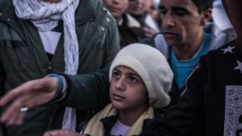 Organizaciones humanitarias temen que la situación de los refugiados se...