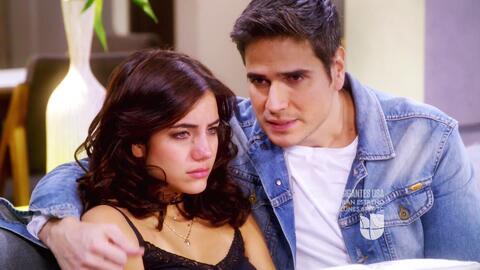 Daniel Arenas y Ela Velden se despidieron de 'Despertar contigo'...