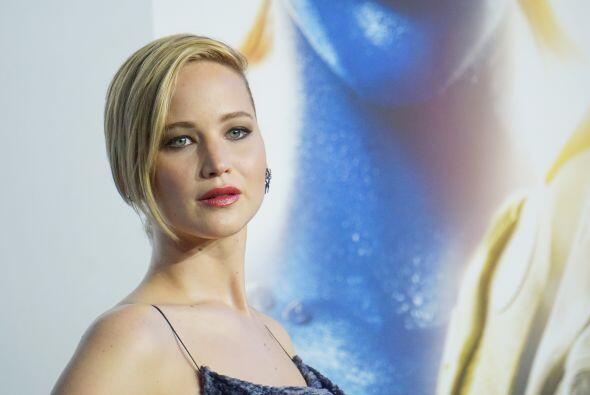 Fueron muy pocas veces que vimos a Jennifer junto a Chris, apenas hay un...