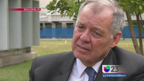 Procurador General de Colombia habla de las fallas en las negociaciones...