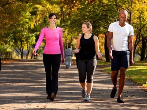 Hacer ejercicios es importante! Si no te gusta hacerlo. Intenta caminar...