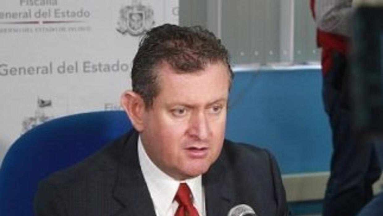 Luis Carlos Nájera renunció a su cargo. Foto de la Fiscalía.