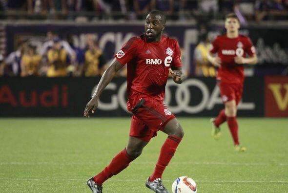 JOZY ALTIDORE (USA)   El delantero de Toronto FC jugó la Copa Oro 2011 e...
