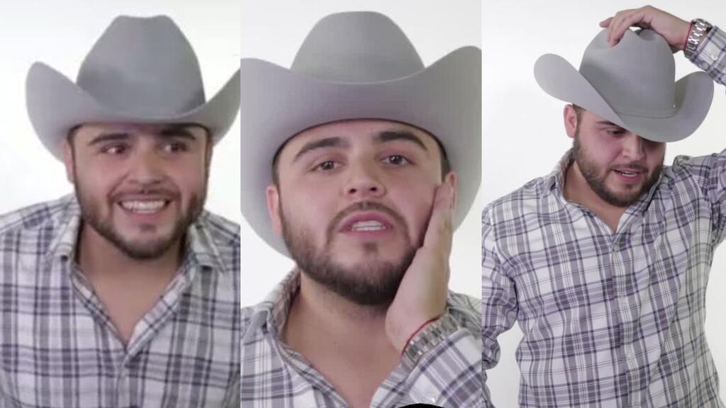Gerardo Ortiz mostró su mejor cara en la entrevista más cursi de su vida