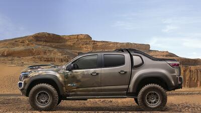 Fuerzas Armadas de EEUU trabajan con GM en la nueva generación de vehículos militares