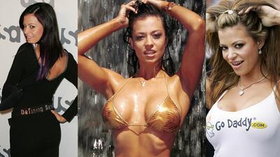 La campeona de lucha libre que posó para Playboy e hizo pornografía
