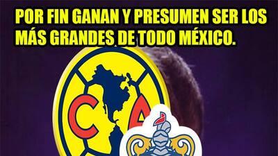 Los memes 'celebraron' los triunfos de Chivas y América pero se burlaron de Cruz Azul