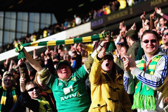 Para el Norwich, este resultado era un gran triunfo.