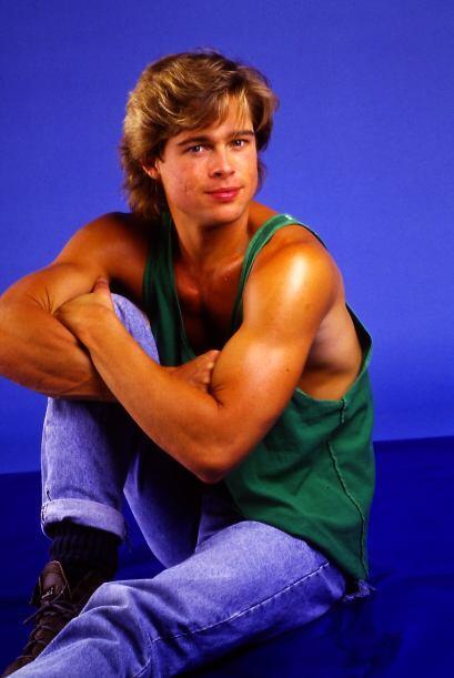 ¿Qué pasará por la cabeza de Brad Pitt al ver estas imágenes del pasado?