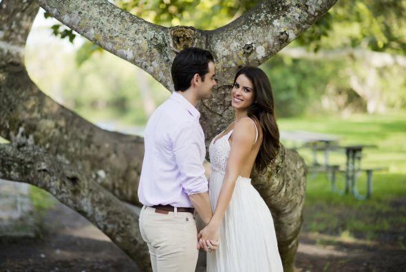 La guapa puertorriqueña está segura de que encontró al amor de su vida,...