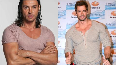 Latin Lover casi muere por culpa de William Levy
