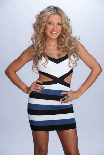 La guapa cantante colombiana Fanny Lu es la nueva integrante del panel d...