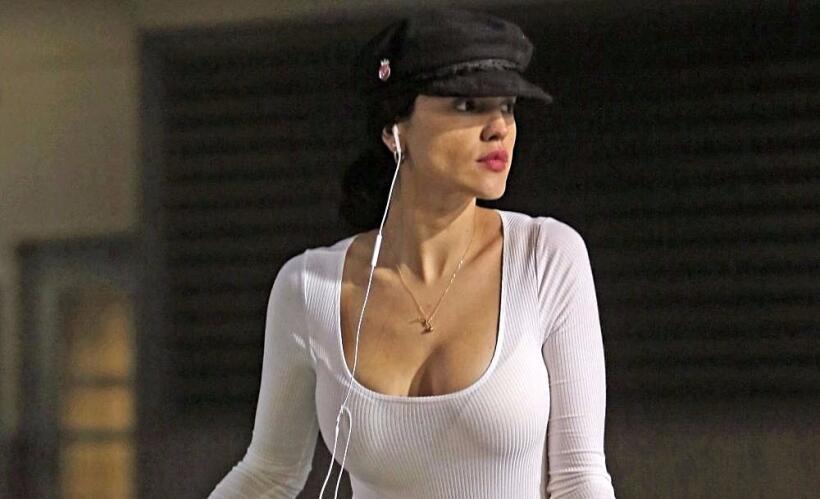 Eiza González provocó revuelo con estas sensuales im&aacut...