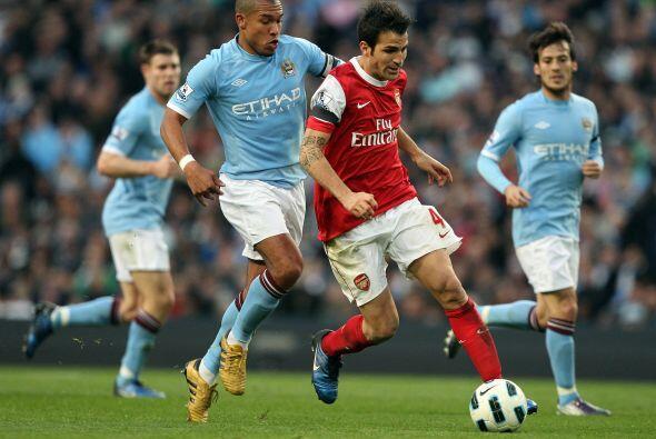 En uno de los otros dos encuentros que se disputaron, Manchester City re...