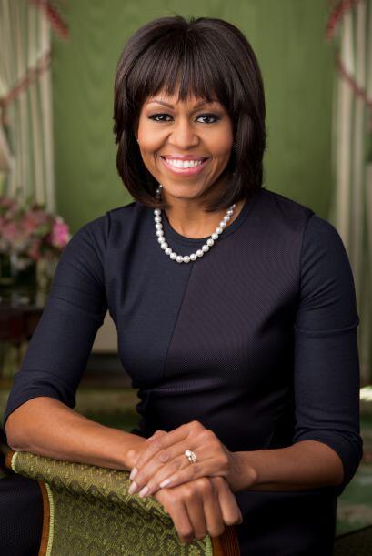 En la cima de la lista se encuentra la primera dama de Estados Unidos, M...
