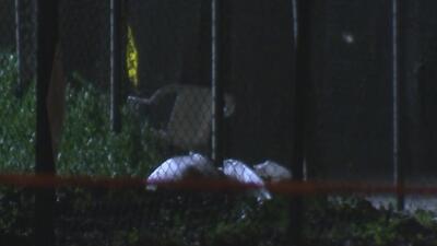 Descubren el cadáver de un bebé en un callejón en Long Beach AB7DD37A20B...