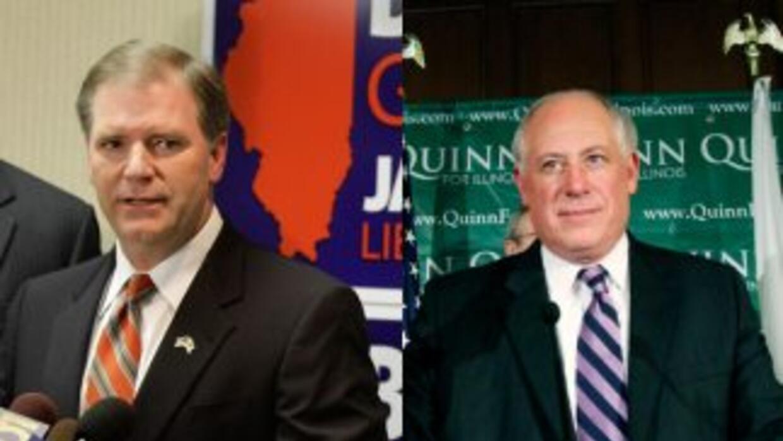 Brady y Quinn aún esperan los resultados de las elecciones.