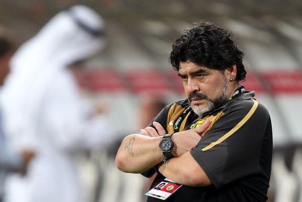 La audiencia entre Maradona y el fisco italiano tendrá lugar el 5 de abril.