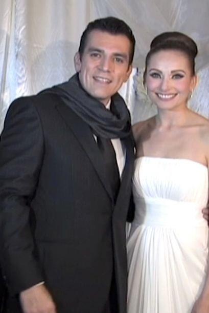 Estas son fotos de la boda.