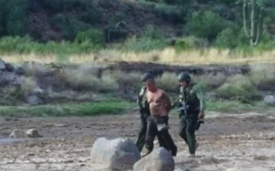 Arrestan a un hombre armado en Black Canyon City quien lanzó una amenaza...