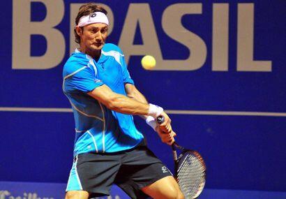 En el segundo set, Ferrero pensó tener todo controlado pero en el tercer...