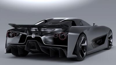 Nissan presentará una versión real del Concept 2020.