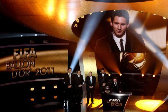 Messi, a sus 24 años, hace historia y aún puede acrecentar...