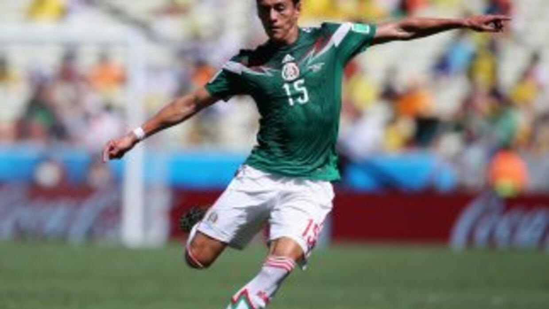 Héctor Moreno podría moverse a la Juventus en el mercado de invierno.