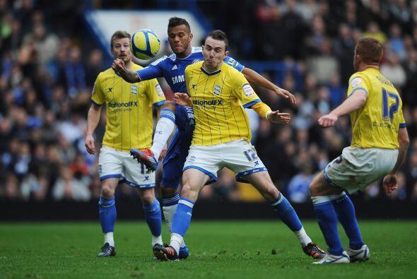 Chelsea se midió al Birmingham en la FA Cup y volvió a quedar en deuda.
