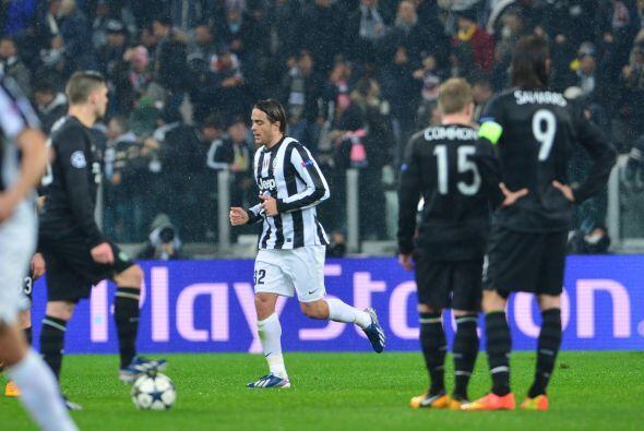 Matri no ha tenido tanta actividad con el cuadro de Turín, pero en Liga...