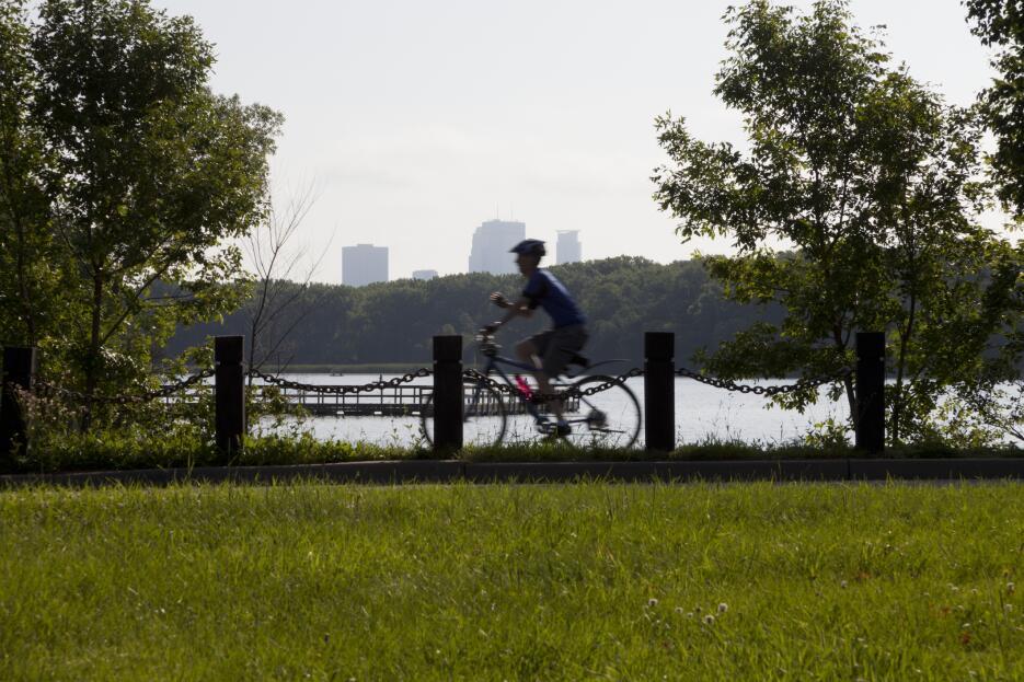 Las 10 ciudades de EEUU donde más gente va al trabajo en bicicleta 7minn...