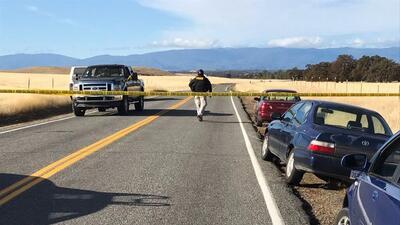 La escuela donde ocurrió el tiroteo está ubicada en Rancho Tehama, una z...