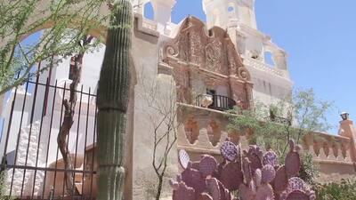Explorando Arizona: conoce la Misión San Javier del Bac