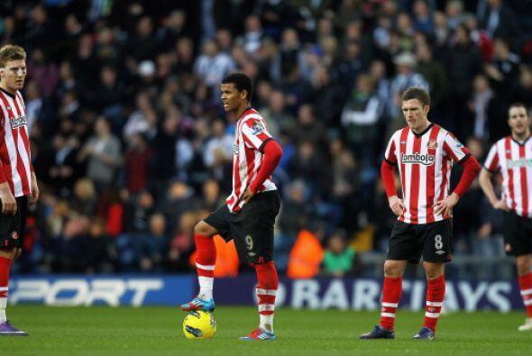 Terrible resultado para el Sunderland, que viene de perder en la Liga Eu...