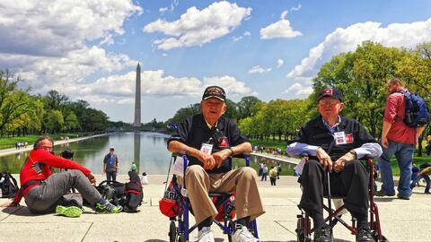 Los veteranos tienen un mayor riesgo de sufrir trastorno de estré...