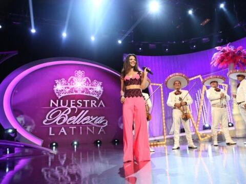 La cubana creyó que su reto era presentar a un mariachi ¡pu...